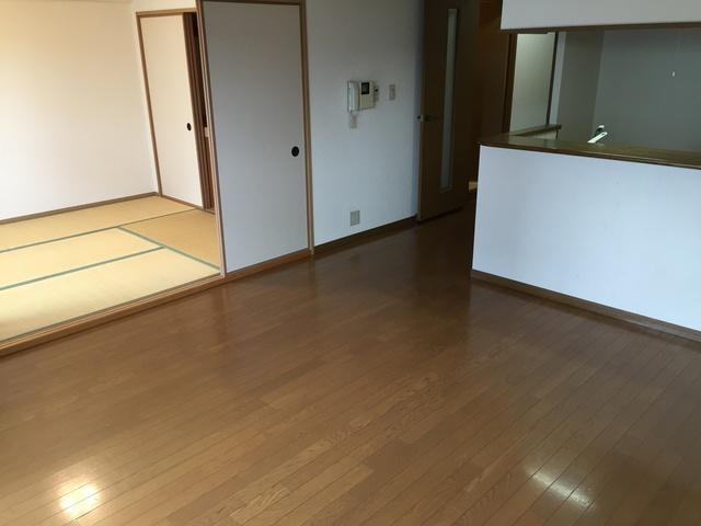 フレア・クレスト水城 / 205号室リビング