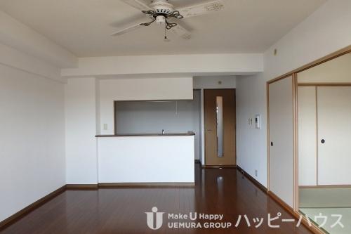 フレア・クレスト水城 / 501号室