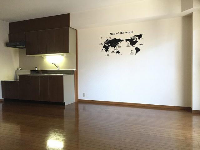 グレースコート11 / 203号室リビング