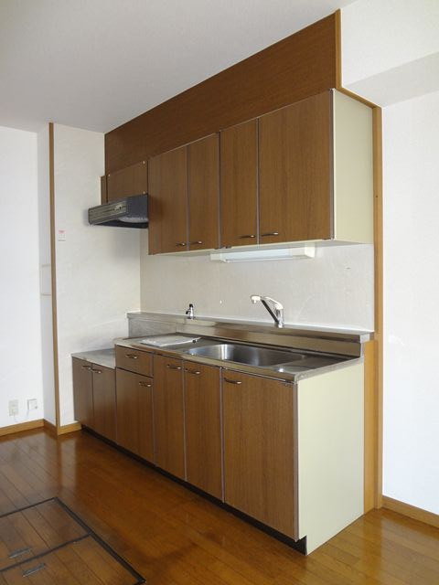 グレースコート11 / 302号室キッチン