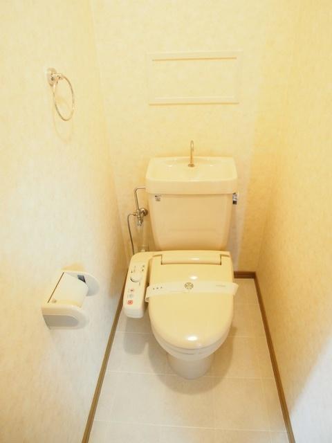 グランピア若草 / A店舗号室トイレ