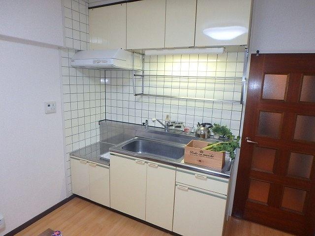 レスピーザ53 / 710号室キッチン