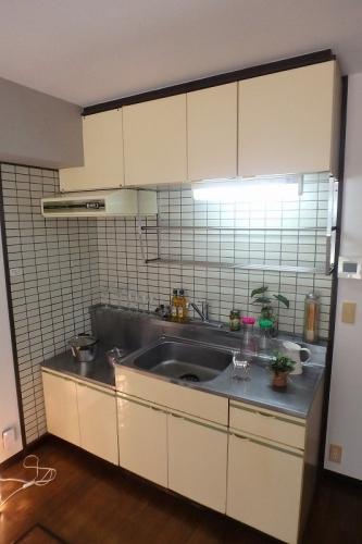 フレグランス20 / 103号室キッチン