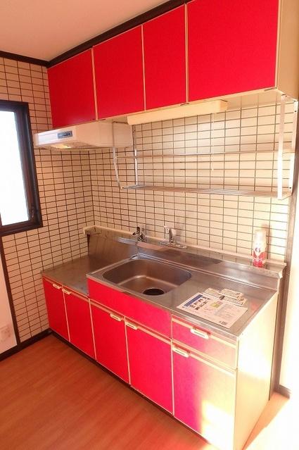 フレグランス20 / 301号室キッチン