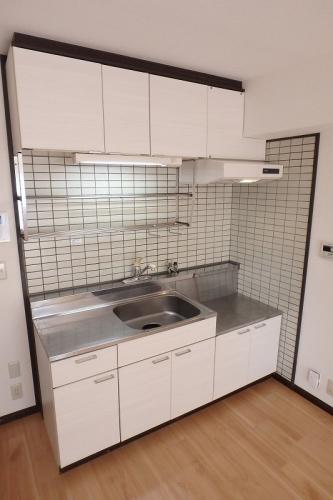 フレグランス20 / 302号室キッチン