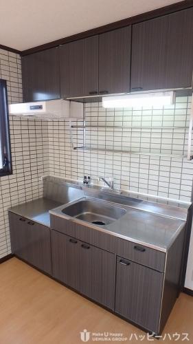 フレグランス20 / 401号室キッチン