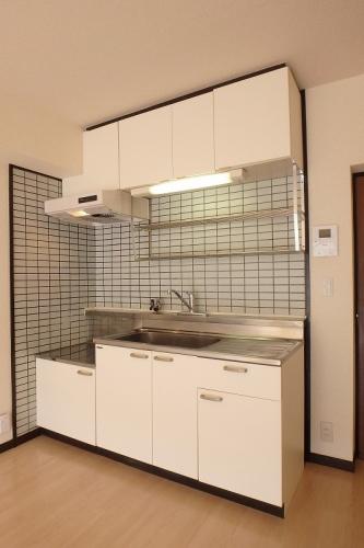 フレグランス20 / 403号室キッチン