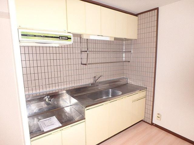 サンハイツ森山 / 305号室キッチン