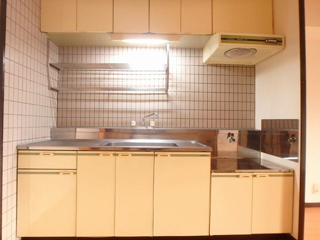 サンハイツ森山 / 405号室キッチン