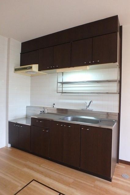 セントラルハイツ / 102号室キッチン