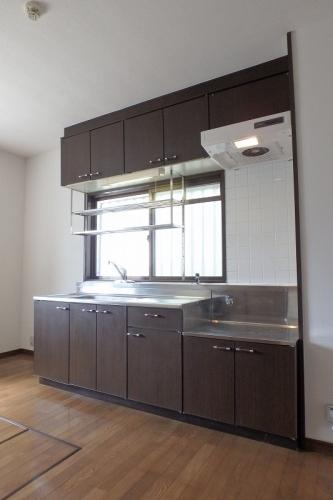 セントラルハイツ / 103号室キッチン