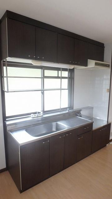 セントラルハイツ / 303号室キッチン