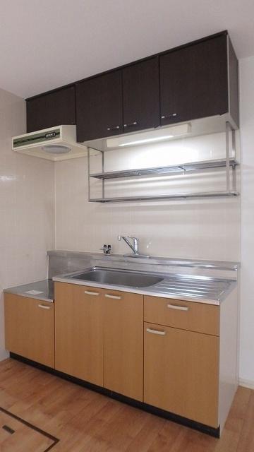 メロディハイツ山田 / 103号室キッチン