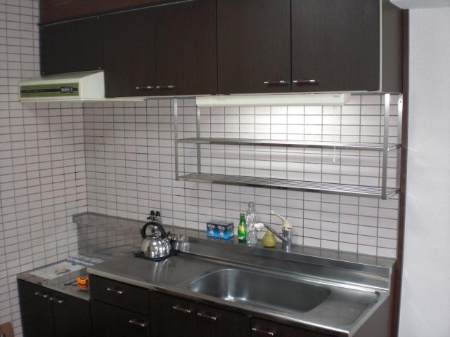 フレックス20 / 201号室キッチン