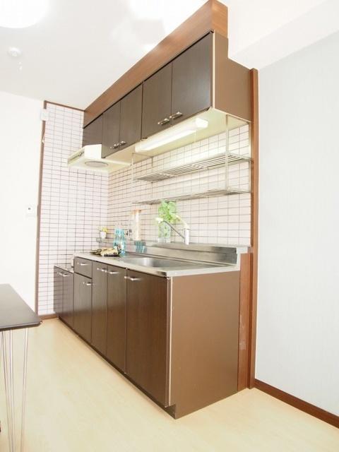フレックス20 / 203号室キッチン