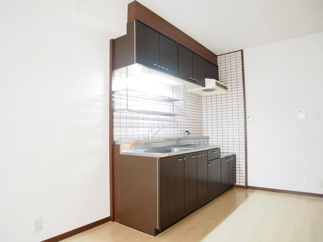 フレックス20 / 305号室キッチン