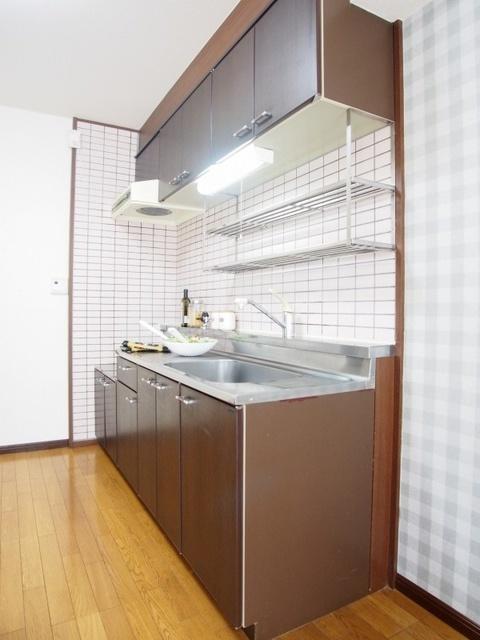 フレックス20 / 403号室キッチン