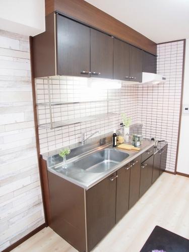 フレックス20 / 405号室キッチン