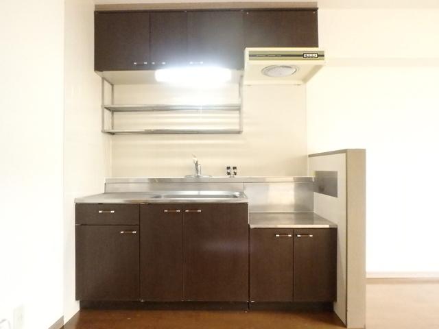 メロディハイツ乙金 / 106号室キッチン