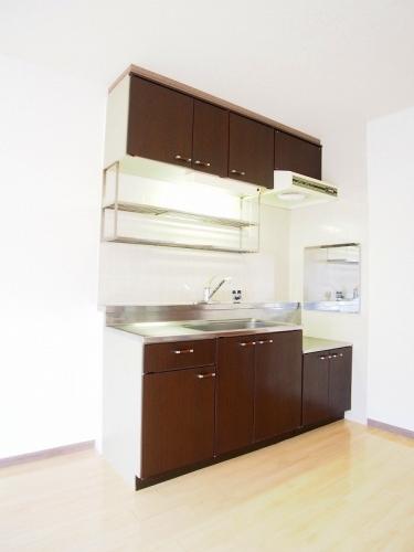 メロディハイツ乙金 / 202号室キッチン