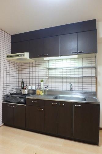 高義ビルⅡ / 103号室キッチン