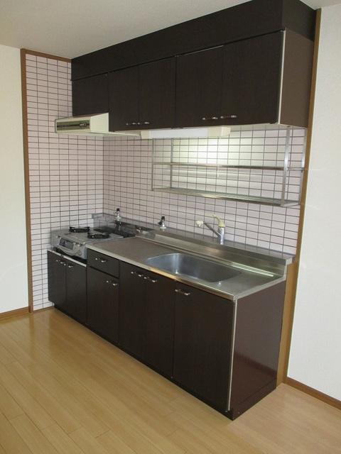 高義ビルⅡ / 106号室キッチン