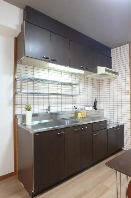 高義ビルⅡ / 305号室キッチン