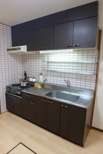 高義ビルⅡ / 306号室キッチン