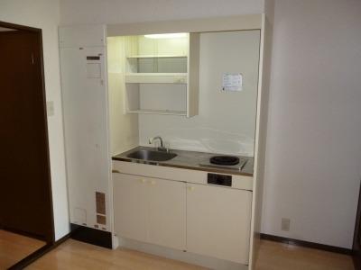 ジュネス東大利 / 101号室キッチン