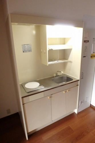 ジュネス東大利 / 105号室キッチン