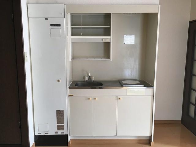 ジュネス東大利 / 201号室キッチン