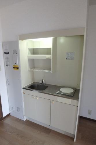ジュネス東大利 / 301号室キッチン