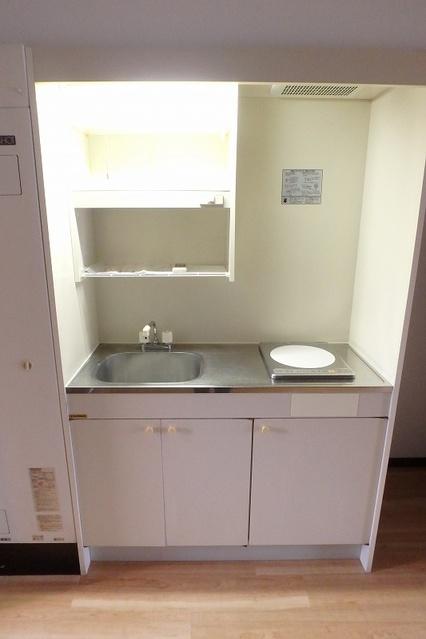 ジュネス東大利 / 401号室キッチン