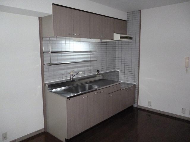 セピアコート'93 / 402号室キッチン