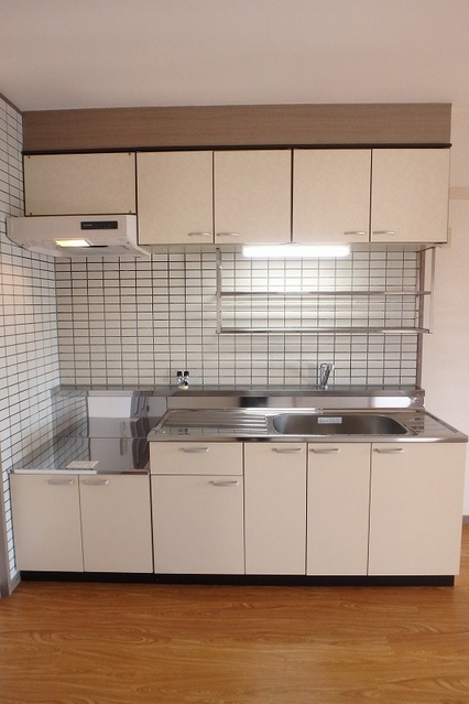 Cityハイツ山田 / 303号室キッチン