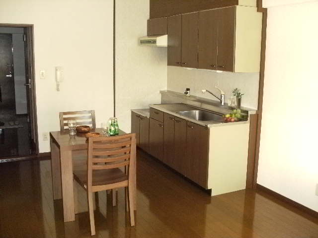 レスピーザⅡ / 203号室キッチン