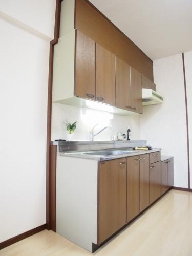 レスピーザⅡ / 305号室キッチン