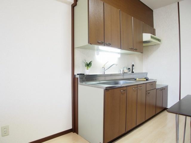 レスピーザⅡ / 405号室キッチン