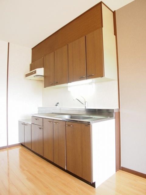 レスピーザⅡ / 601号室キッチン
