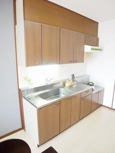 レスピーザⅡ / 602号室キッチン