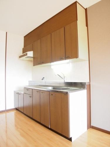 レスピーザⅡ / 606号室キッチン