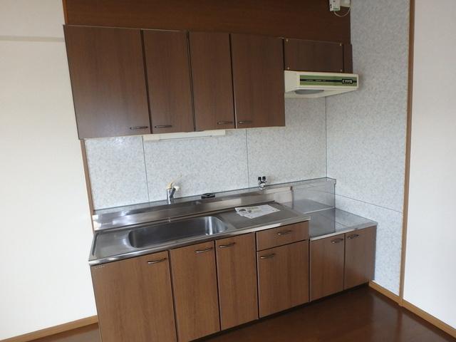 コスモス'95 / 401号室キッチン