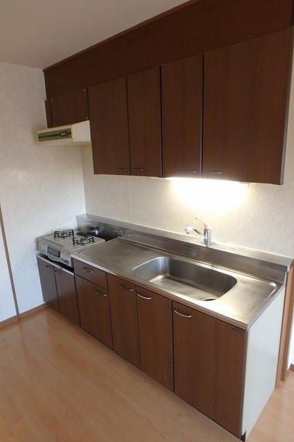 グレースマンション大野城 / 403号室キッチン