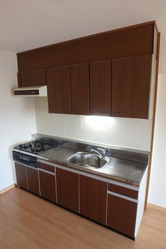 グレースマンション大野城 / 603号室キッチン