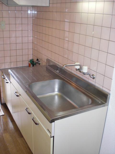ベルハイツ / 101号室キッチン