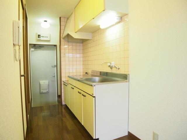 ベルハイツ / 103号室キッチン