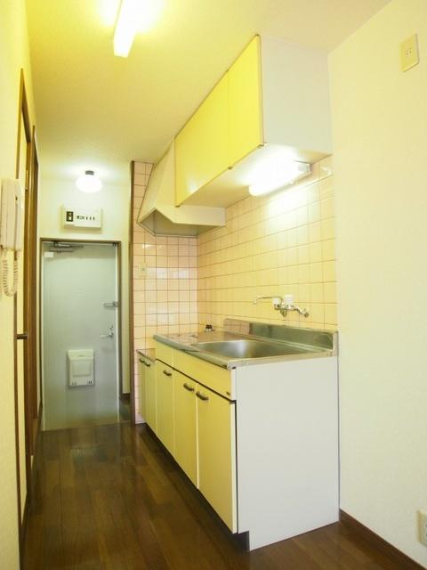 ベルハイツ / 107号室キッチン