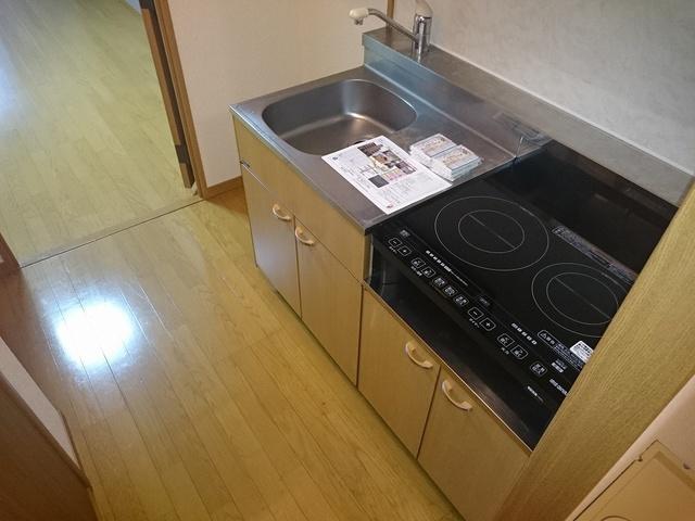 アネモス春日原 / 301号室キッチン