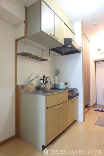アネモス春日原 / 401号室キッチン