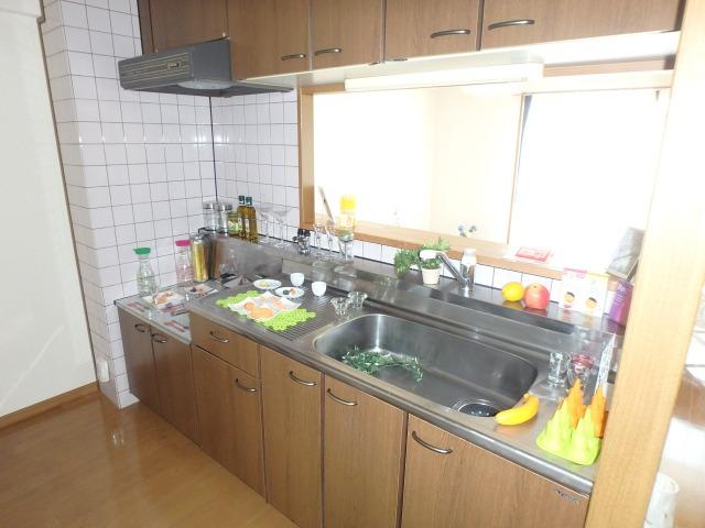 フローラルハイツ / 203号室キッチン